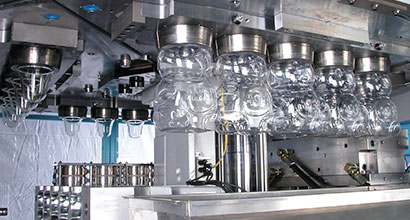Plastic Bottle Molding
