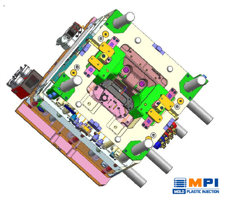 OEM China Injection Molding Manufacturer & Mold Maker – Auto, Medical, Industrial, More