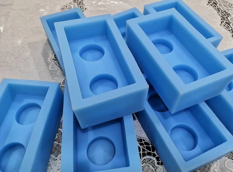 How To Make Silicone Molds For Resin Casting & Candle | Easy Ways On Silicone Mold Making DIY